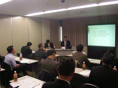平成22年度のワーキンググループ活動報告